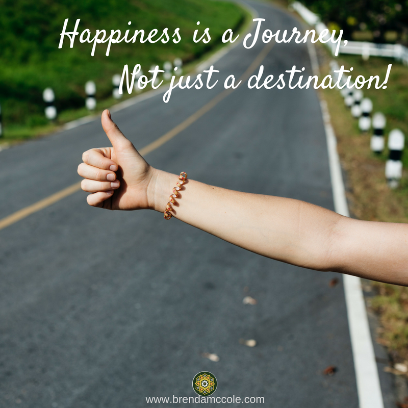 The Journey – How long does it take to get happy?